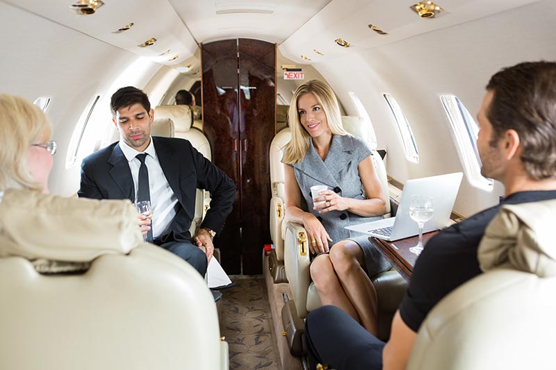 Business Jet Charters Raleigh