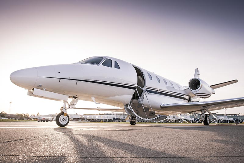 Executive Jet Charters in Raleigh