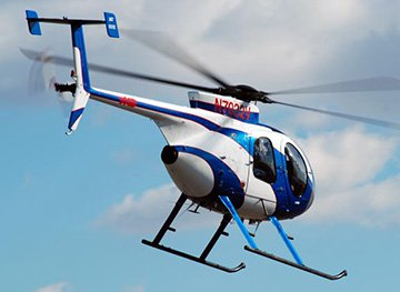 MD Helicopters MD 500